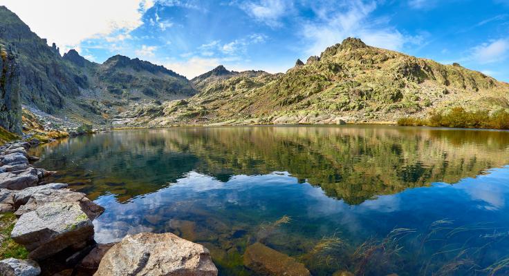 La Laguna Grande - Sierra de Gredos