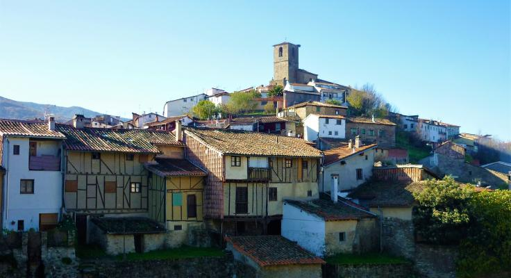 dorpen valle de jerte