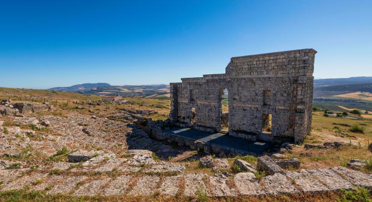 ruines van acinipo grazalema Geschiedenis
